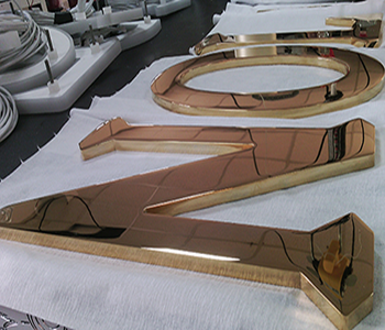 Marine Signs  Yacht Signage & Creative Lighting